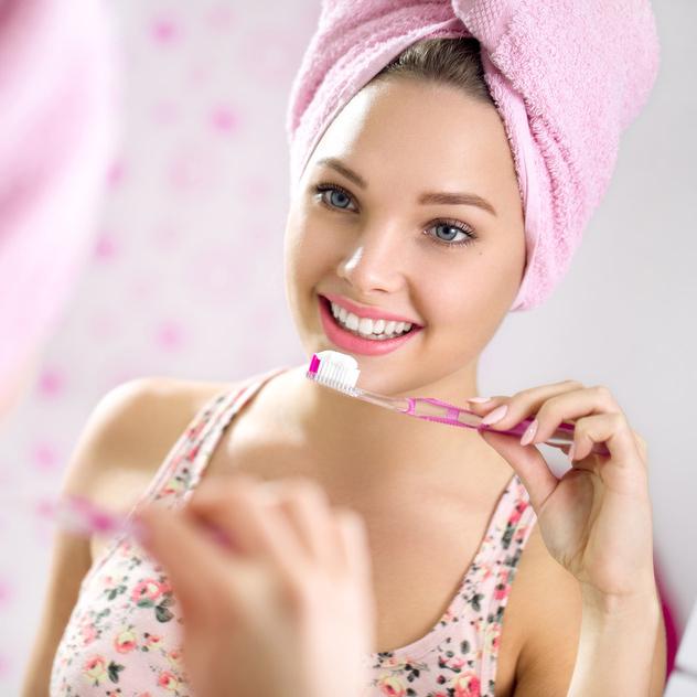 Kako pravilno prati zube?